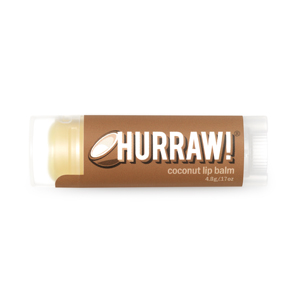 Hurraw lip balm coconut