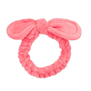 Missha hair band pink ribbon