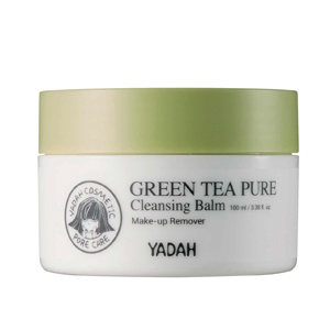Yadah green tea pure cleansing balm