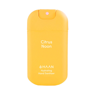 HAAN hand sanitizer citrus noon